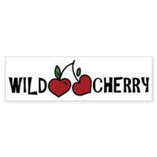 Wild Cherry Bumper Sticker
