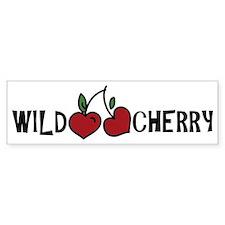 Wild Cherry Bumper Sticker