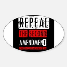 Repeal the Second Amendment Decal