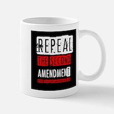 Repeal the Second Amendment Mugs