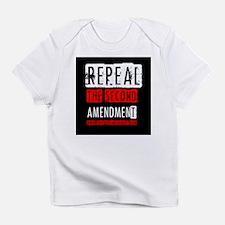Repeal the Second Amendment Infant T-Shirt