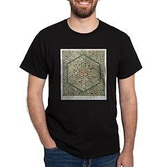 Grandmothers Flower Garden Quilt T-Shirt