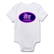 Kaur Power Infant Bodysuit