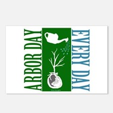 ARBOR DAY Postcards (Package of 8)