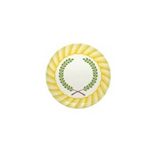 Order of the Laurel Mini Button (10 pack)