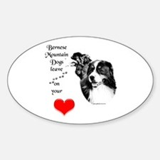 Berner 7 Oval Decal