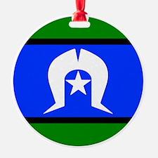 Torres Strait Islander Flag Ornament