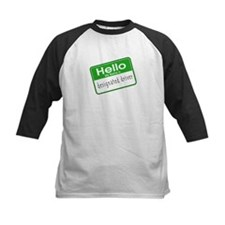 HELLO MY NAME IS DESIGNATED DRIVER Tee