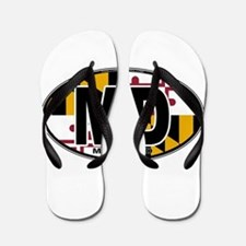 maryland-oval-md-flag.png Flip Flops