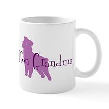 Griffon Grandma Mug
