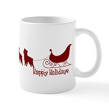 """Griffon """"Sleigh"""" Mug"""