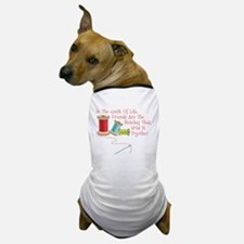 Quilt of Life Dog T-Shirt