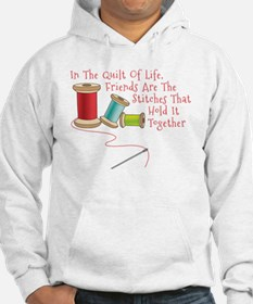 Quilt of Life Hoodie