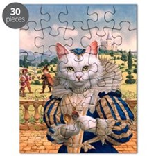FP316_Cat Princess Puzzle