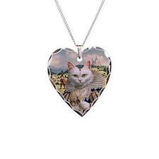 FP316_Cat Princess Necklace