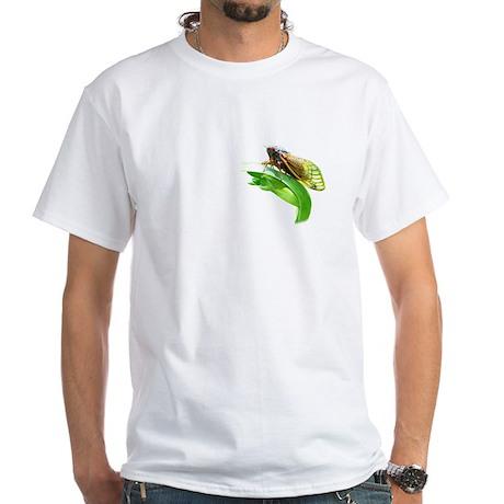 Cicada White T-Shirt