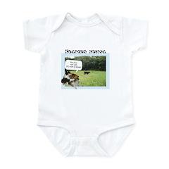Herding Humor Infant Bodysuit