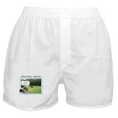 Herding Humor Boxer Shorts