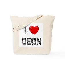 I * Deon Tote Bag