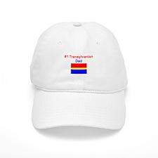 #1 Transylvanian Dad Baseball Cap