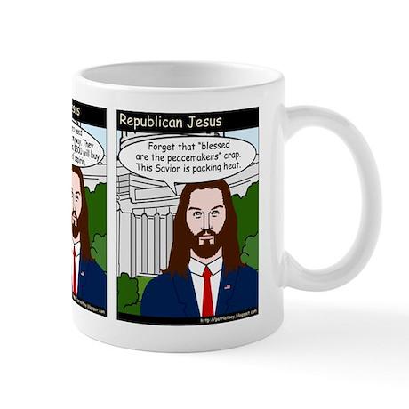 Republican Jesus Mug