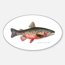 Greenback Cutthroat Trout Decal