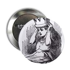 Queen Alice Button