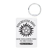 Winchester Bros. 10 Keychains