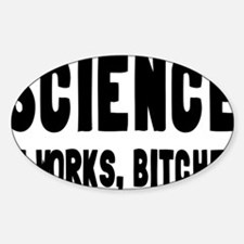 sciencerectangle Decal