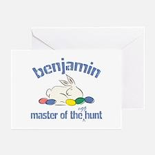 Easter Egg Hunt - Benjamin Greeting Cards (Package