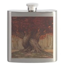 Enchanted Tree Flask