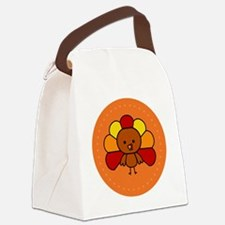 Turkey Canvas Lunch Bag