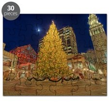 Faneuil Hall Christmas Tree Puzzle