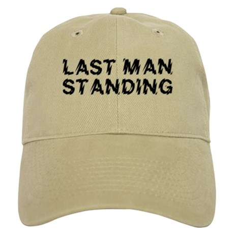 Last Man Standing Cap