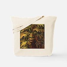 October Green Man Tote Bag