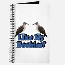 Like My Boobies? Journal