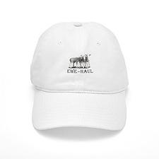 Baseball Cap ~Ewe Haul
