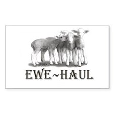 Sticker Ewe Haul