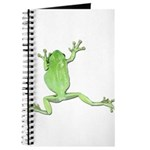 Tree Frog Photo Journal