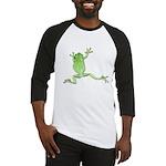 Tree Frog Photo Baseball Jersey