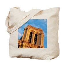 Low angle view of a building, Paris, Fran Tote Bag