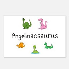 Angelinaosaurus Postcards (Package of 8)