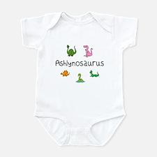 Ashlynosaurus Infant Bodysuit