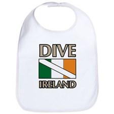 Dive Ireland Flag Bib