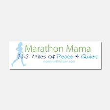 Marathon Mama - 26.2 Miles of Pe Car Magnet 10 x 3