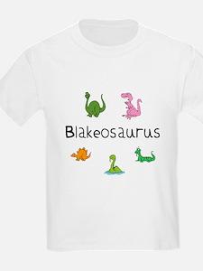 Blakeosaurus Kids T-Shirt