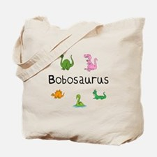 Bobosaurus Tote Bag