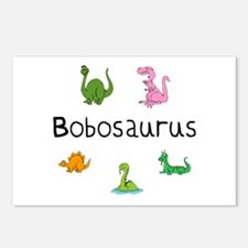 Bobosaurus Postcards (Package of 8)