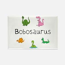 Bobosaurus Rectangle Magnet