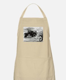 Cookin' With The Old Chopper BBQ Apron